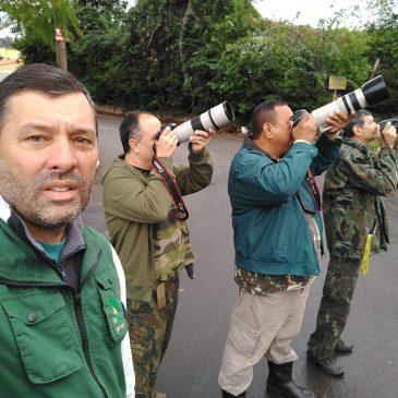 15 a 17 de Junho de 2018. Expedição para fotografia de aves com os amigos Luiz Damasceno, Eneas Loreto e José Luiz pelo Parque Nacional do Itatiaia e seu entorno.