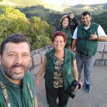 25 a 27 de Junho de 2018. Expedição para fotografia de aves com os amigos Maria Albers, Diná Galdino e Luciano Bernardes pelo Parque Nacional do Itatiaia e seu entorno.
