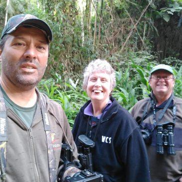 22 e 23 de Julho de 2018. Saída para observação e fotografia de aves com o Thomaz Brooks (UICN) e a Elizabeth Bennett (WCS) pelo do Parque Nacional do Itatiaia.