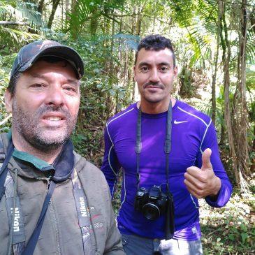 27 a 29 de Julho de 2018. Viagem a Trilha dos Tucanos com o amigo Michael Faisal.