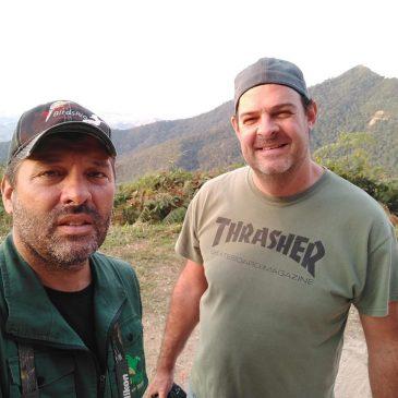 30 de Julho de 2018. Saída para fotografia de aves na Serra da Bocaina com o amigo Guto.