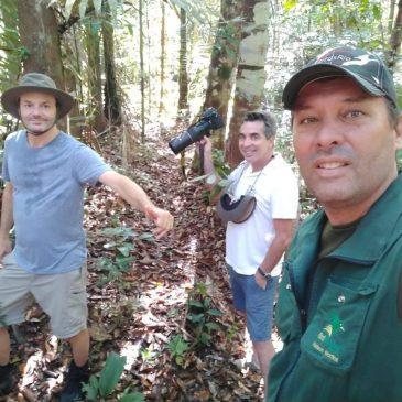 03 a 10 de agosto de 2018. Viagem ao Amazonas com os amigos Rafael Barreto e Renato Sá.