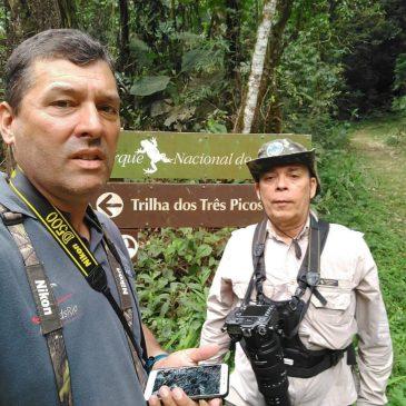 02 e 03 de Setembro - Mostrando as aves do Parque Nacional do Itatiaia ao amigo capixaba Alexandre Carvalho.
