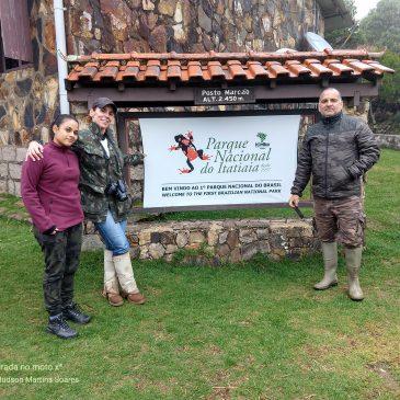 24 a 28 de Setembro de 2019. Expedição pela região do Parque Nacional do Itatiaia com os amigos Patricia Ferroni, Fabyano Costa, sua filha Camila Costa e o Renato Sproesser.