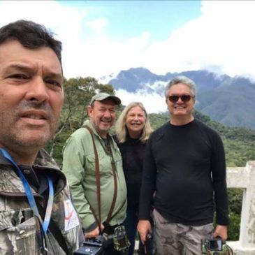 21 a 22 de Janeiro de 2020. Expedição fotográfica pelas regiões do Parque Nacional do Itatiaia, Serrinha do Alambari  com o casal de amigos Wagner e Susana Coppede de São Paulo.