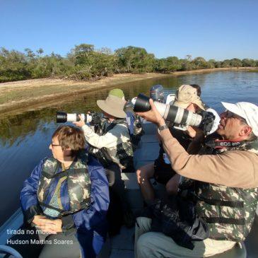 Parte 4 Barão de Melgaço - 21 de Julho a 9 de Agosto de 2019. Expedição pela região do Parque Nacional do Itatiaia, por cidades do estado do Mato Grosso e sul do Pará com um grupo da BiodiverseBrasil Tours