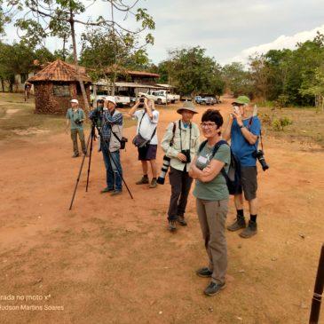 Parte 5 - Chapada dos Guimarães MT- 21 de Julho a 9 de Agosto de 2019. Expedição pela região do Parque Nacional do Itatiaia, por cidades do estado do Mato Grosso e sul do Pará com um grupo da BiodiverseBrasil Tours