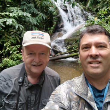 15 e 16 de fevereiro de 2020. Expedição para observação de aves pela região do Parque Nacional do Itatiaia com o inglês Robert Biggs