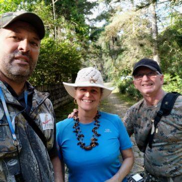 07 de março de 2020. Expedição para observação de aves pela região do Parque Nacional do Itatiaia com a Norma e seu marido.