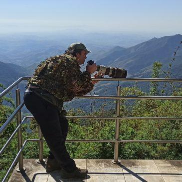 22 de Julho de 2020. Expedição para fotografia de aves na região do Parque Nacional do Itatiaia e Serra da Bocaina com o fotógrafo João Souza..