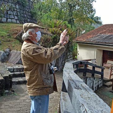 23 de Agosto de 2020 - Expedição para fotografia de aves pelo Parque Nacional do Itatiaia com o Sr. Oswaldo.