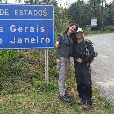 11 e 12 de Setembro de 2020 - Expedição para observação e fotografia de aves pelo Parque Nacional do Itatiaia com o casal Ricardo e Eliza.