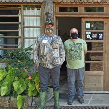 13 e 15 de Setembro de 2020 - Expedição para observação e fotografia de aves pelo Parque Nacional do Itatiaia com João Quental.
