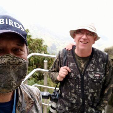 04 e 05 de Novembro de 2020 - Expedição para fotografia de aves pelo Parque Nacional do Itatiaia e Serra da Bocaina ( São José do Barreiro SP ) com Ademir Costa e Edson Rocha.