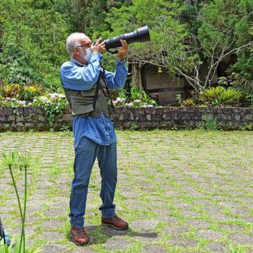 07 a 09 de Dezembro de 2020 - Expedição para fotografia de aves pelo Parque Nacional do Itatiaia com o fotógrafo Flávio Aguiar.