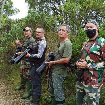 02 e 03 de Fevereiro de 2021 - Expedição para observação de aves pela região do Parque Nacional do Itatiaia com os amigos Anderson Warketin Fritz, Cauã Menezes, Jorge Bittencourt e Ronnie Sperber.