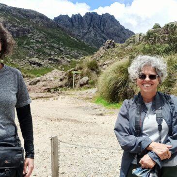 09 e 10 de Fevereiro de 2021 - Expedição para observação e fotografia de aves pela região do Parque Nacional do Itatiaia com as amigas  Ana Gadini e Regina