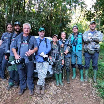 13 a 20 de Agosto de 2021 - Expedição para fotografia de aves pela Região sul de São Paulo e Campos do Jordão com o grupo de fotógrafos de Belo Horizonte - Ecoavis - Birding Tour Sul de SP.