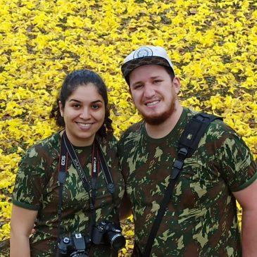 11 e 12  de Setembro de 2021 - Expedição para fotografia de aves pelo Parque Nacional do Itatiaia com o casal João Sá e Elaine.