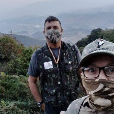 24 a 27 de Setembro de 2021 - Expedição para observação e fotografia de aves por cidades de São Paulo, Minas Gerais e Rio de Janeiro com o fotógrafo Jayrson Oliveira